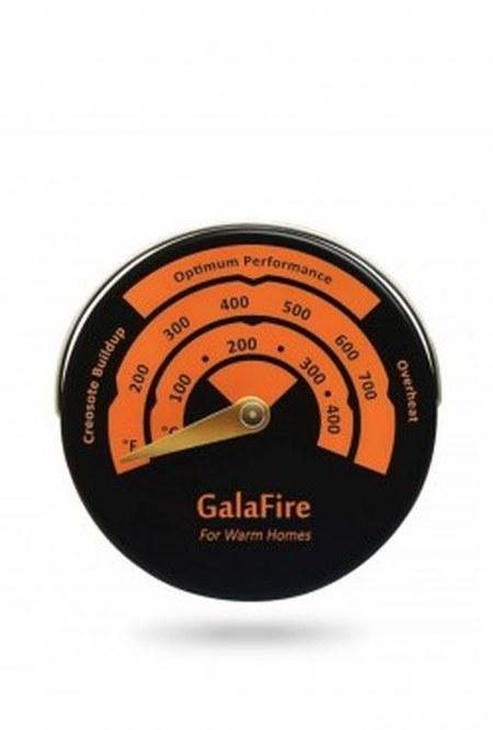 Thermometer houtkachel magnetisch