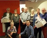 Prijswinnaars van de Huis & Tuin beurs 2014  in Leeuwarden!